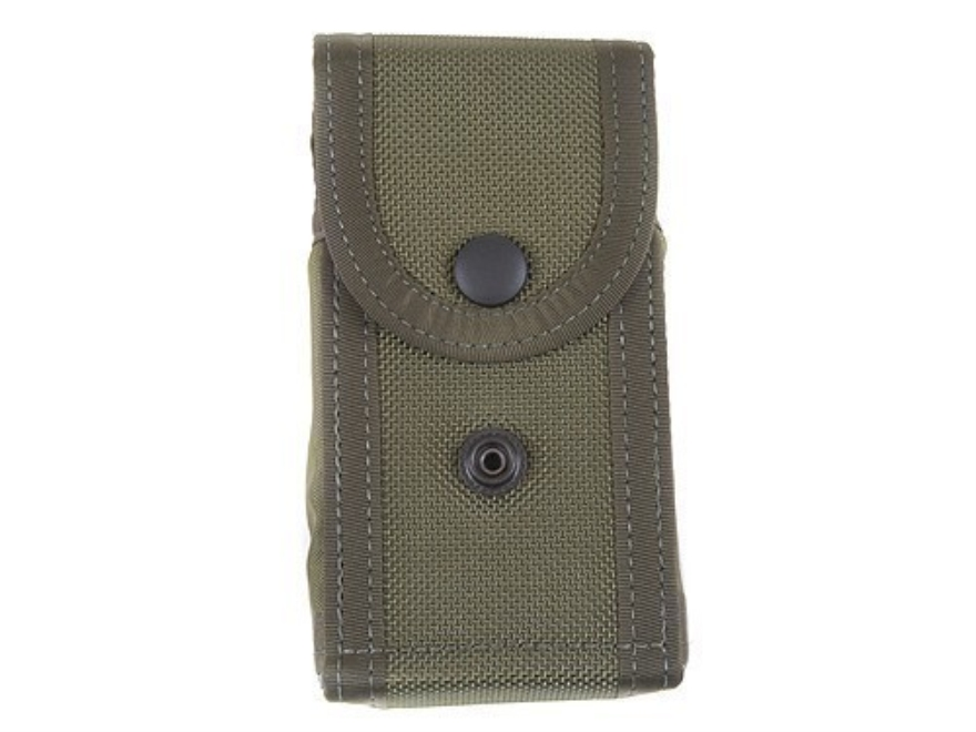 Bianchi M1030 Military Magazine Pouch 1911, Ruger P91, S&W 1066, 1076, 3913, 4516 Nylon