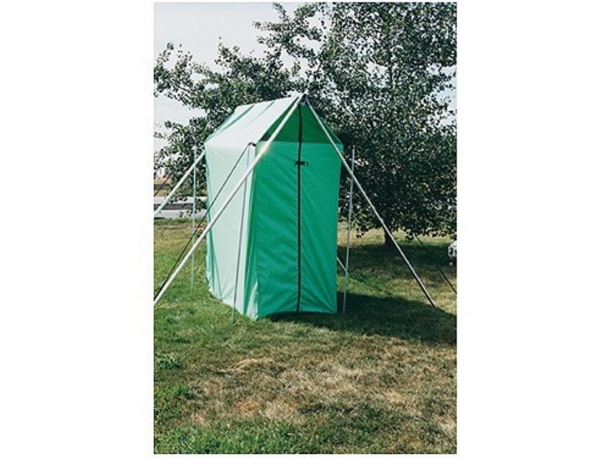 Montana Canvas Toilet/Shower 3' x 5' Tent 10 oz Relite