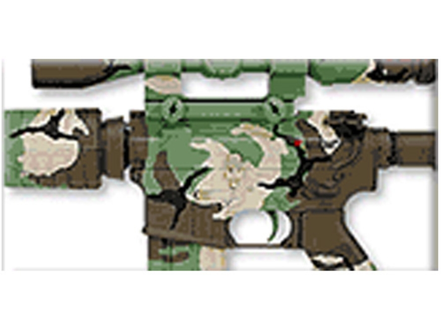 Lauer DuraCoat EasyWay Camo Stencil Kit Only