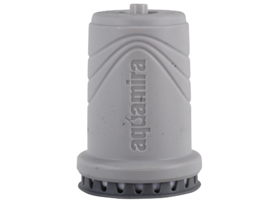 Aquamira Water Filtration Sport Water Bottle Filter Polymer
