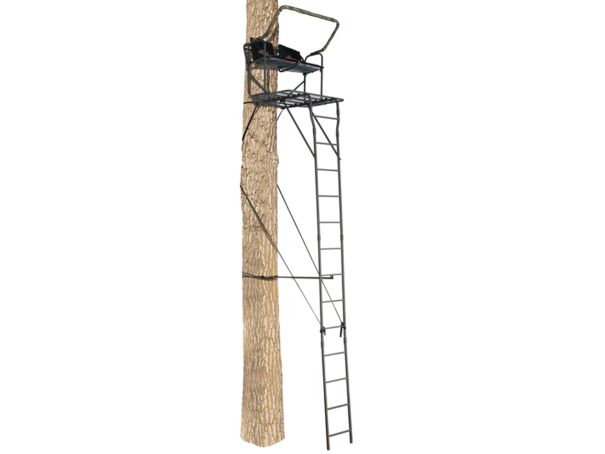 Big Game The Partner Pro Double Ladder Treestand Steel