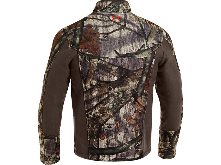 Under Armour Men S Ayton Fleece Jacket Polyester Mossy Oak
