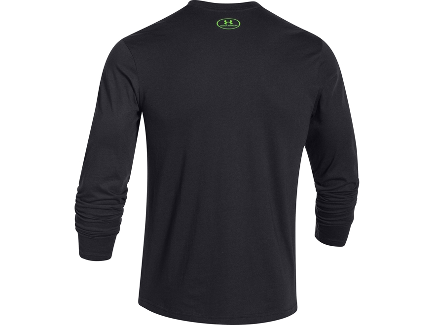under armour men 39 s 3d antler shirt long sleeve polyester