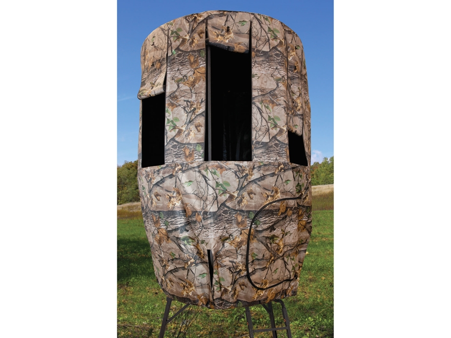 Muddy Outdoors The Roof Blind Kit The Liberty Tripod Stand