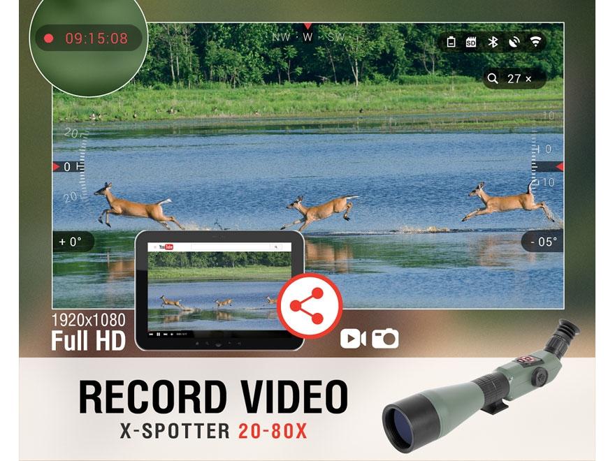 x-spotter video