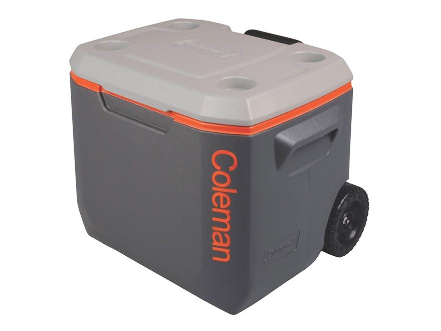 Coleman Xtreme 5 Cooler : Coleman xtreme qt cooler polymer gray