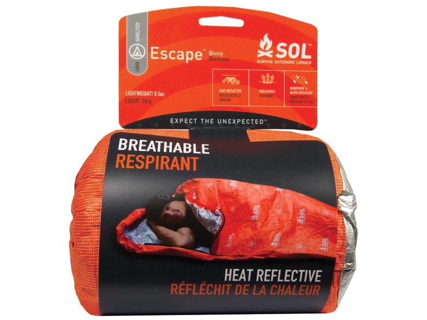 Emergency survival sleeping bag reviews