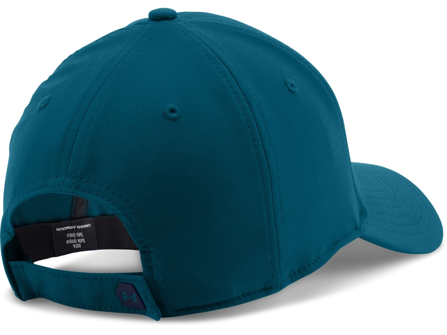 Under armour ua fish hook cap polyester for Under armour fish hook hat