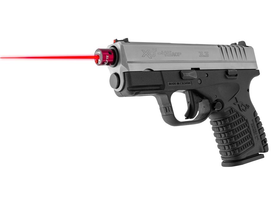 Laserlyte pistol laser trainer / Dog treat sticks
