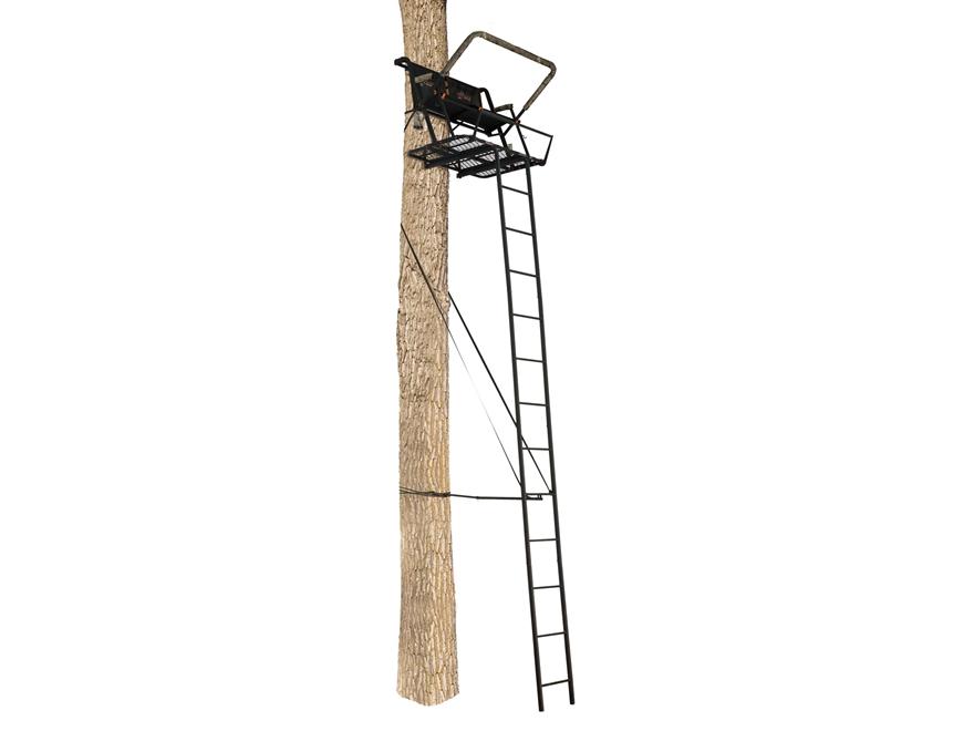 Big Game The Nexus Double Ladder Treestand Steel