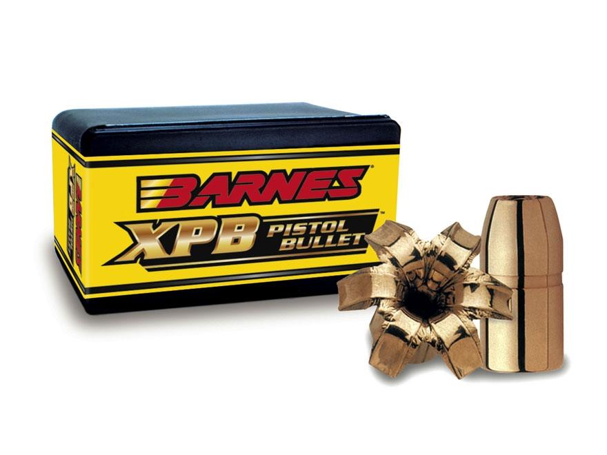 Barnes XPB Handgun Bullets 460 S&W (451 Diameter) 200 ...