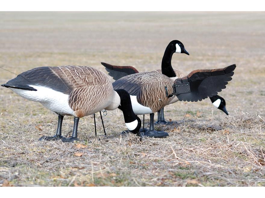 X Flapper Goose Decoy Motion Canada Goose Decoy