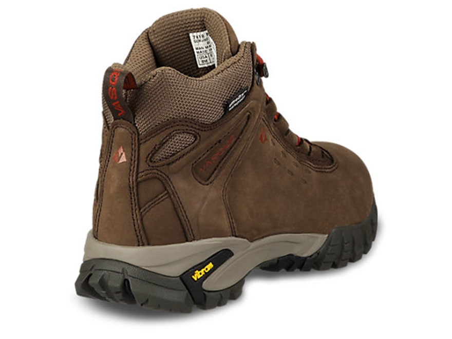 vasque talus 5 ultradry waterproof hiking boots leather