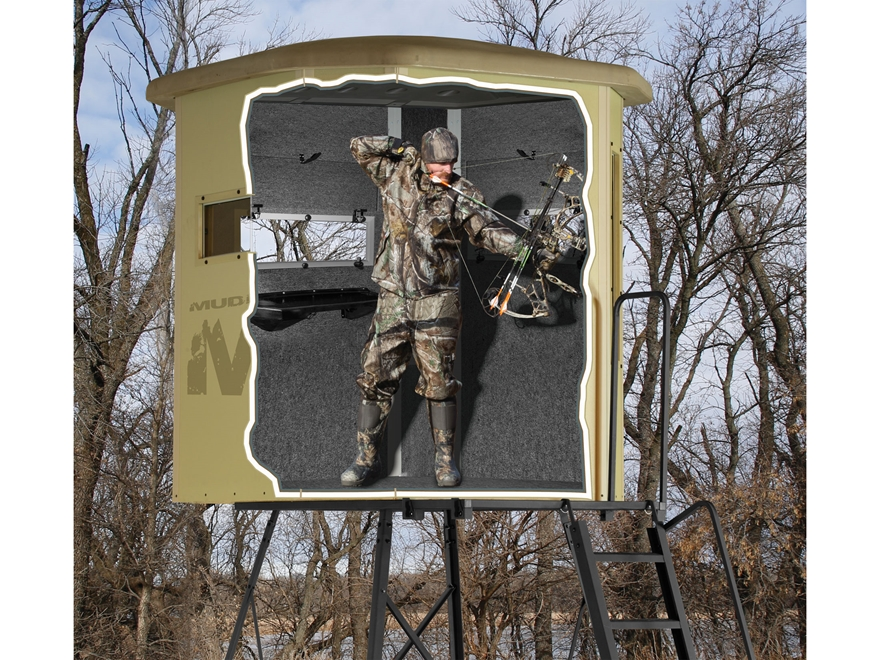 Muddy The Bull 10 Elevated Box Blind