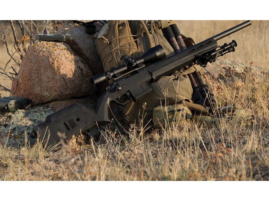 Magpul Hunter 700 Stock Remington 700 Short Action Aluminum Bed Block