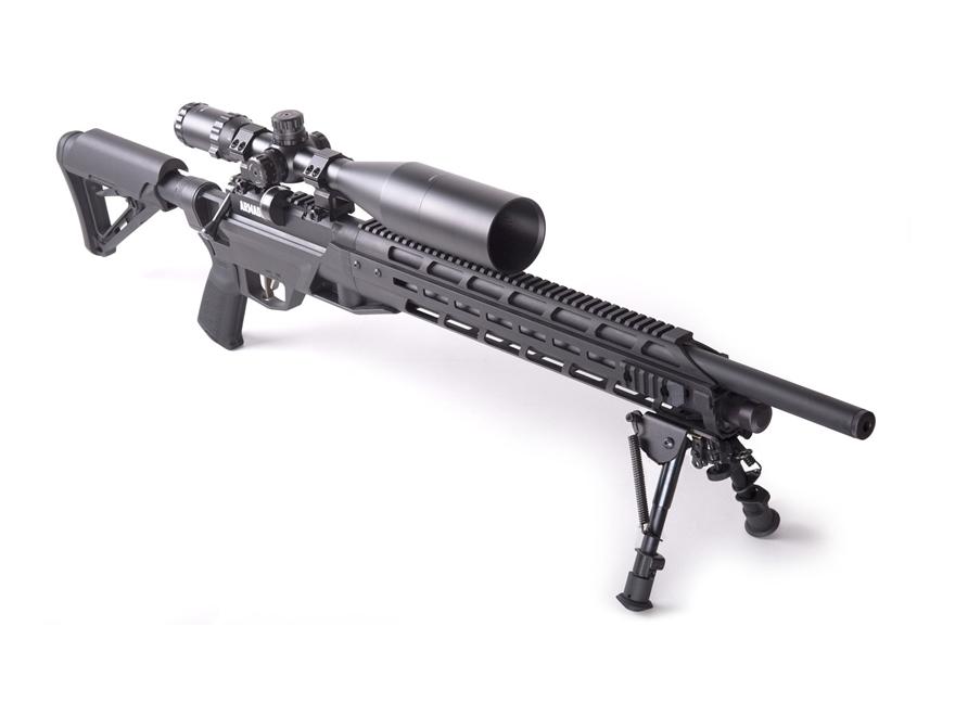 Benjamin armada bolt action air rifle / Javvy ico menu and