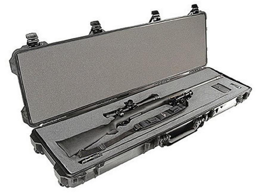 Hard single rifle case