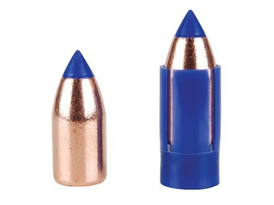 Bullets 50 caliber sabot with 45 caliber 250 grain polymer tip flat