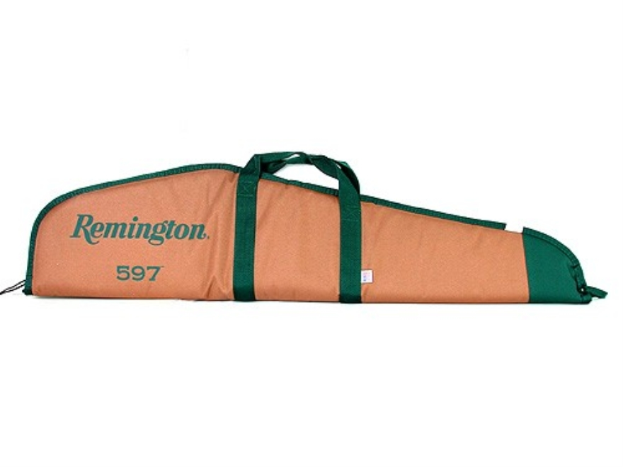 40 Rifle Cases http://www.midwayusa.com/product/397177/allen-597-remington-rifle-gun-case-40-canvas-tan-with-green-trim