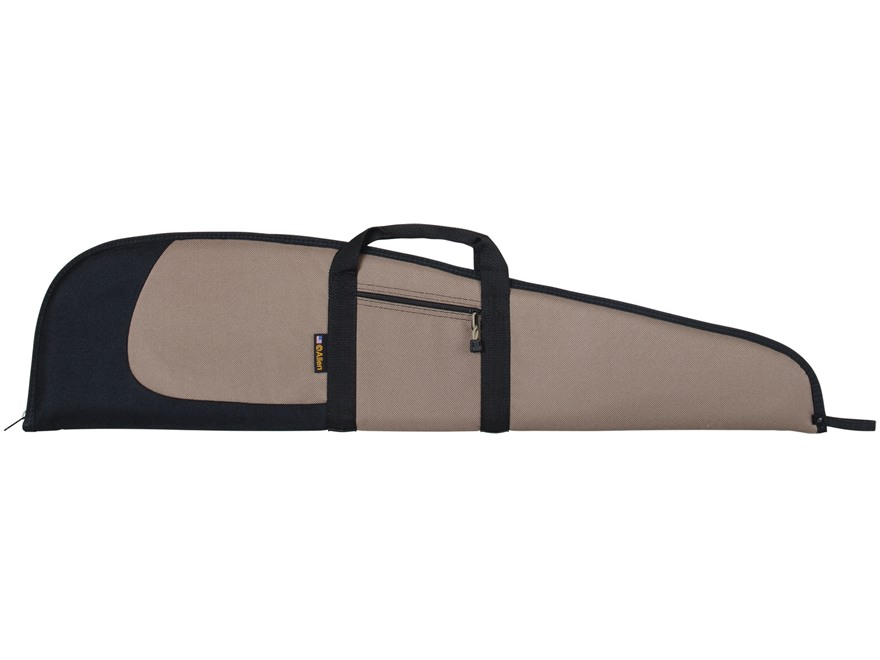 40 Rifle Cases http://www.midwayusa.com/product/420988/allen-legend-rimfire-rifle-case-40-nylon-tan-and-black