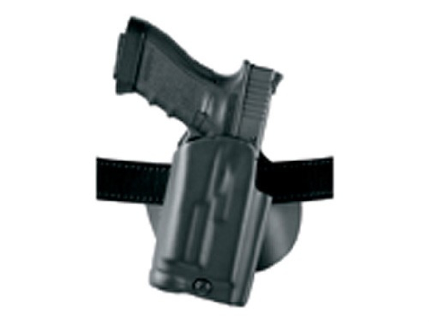 Safariland 5188 Paddle Holster Right Hand Glock 17 19 22