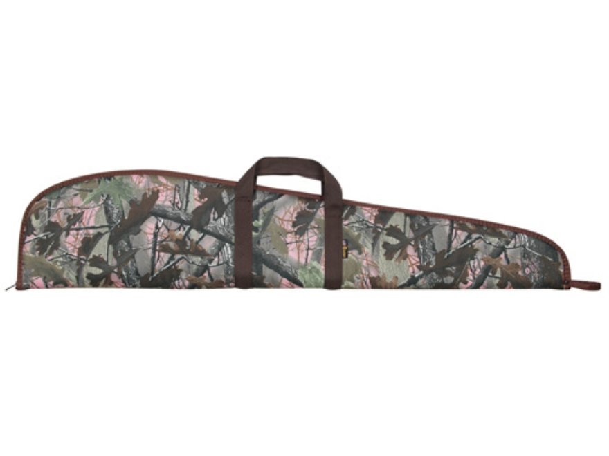 40 Rifle Cases http://www.midwayusa.com/Product/650058/allen-scoped-rifle-case-40-nylon-pink-camo-endura