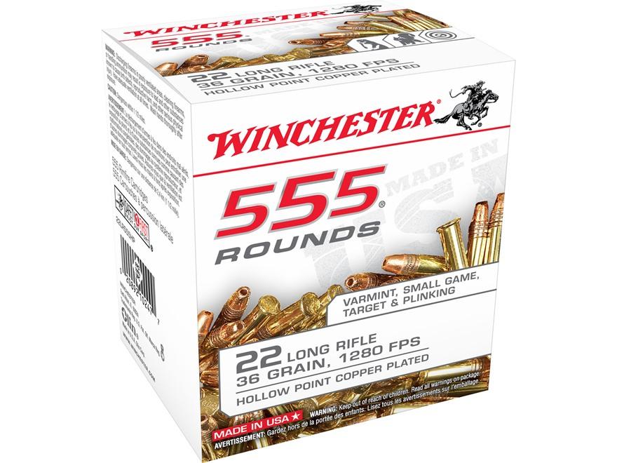 how 22 lr ammunition is