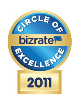 Bizrate® Circle of Excellence Award