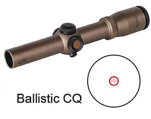 Burris Fullfield TAC30 Rifle Scope