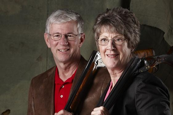 MidwayUSA Owners Larry and Brenda Potterfield