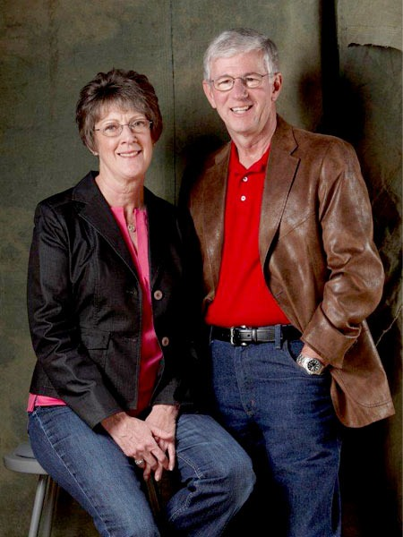 MidwayUSA owners Larry & Brenda Potterfield