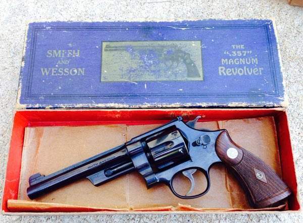 It all got started about 1935 when Smith & Wesson and Winchester introduced the 357 Magnum cartridge and the large-frame revolver to fire it in.