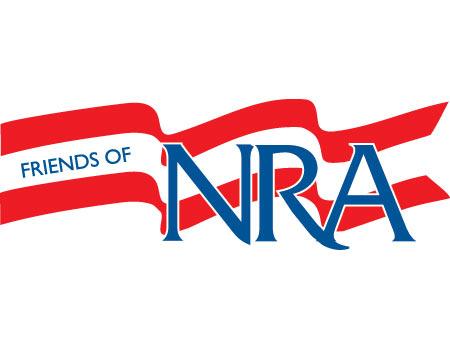 The original Friends of NRA logo.