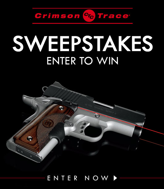 Crimson Trace Sweepstakes at MidwayUSA