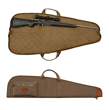 MidwayUSA Introduces MidwayUSA Deluxe Cotton Canvas Scoped Rifle Case