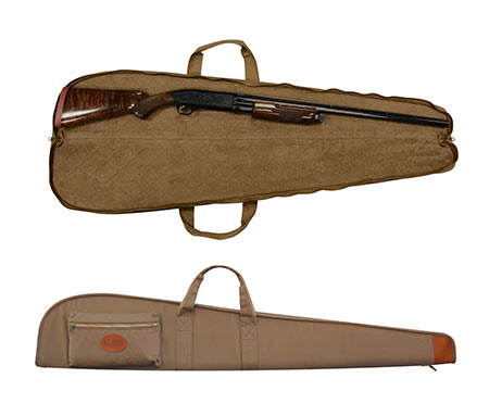 MidwayUSA Introduces MidwayUSA Deluxe Cotton Canvas Shotgun/Rifle Case
