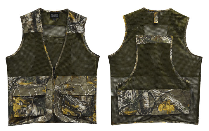 MidwayUSA Introduces MidwayUSA Men's Dove Vest + Enter to Win!
