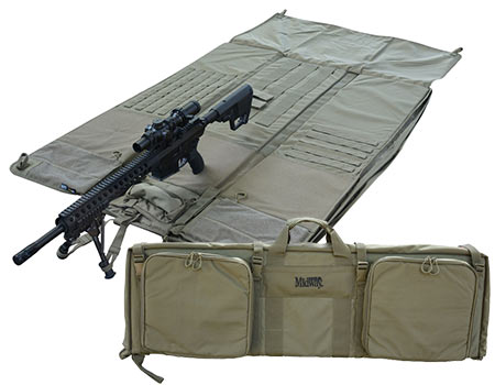 MidwayUSA Pro Series Shooting Mat Tactical Rifle Case