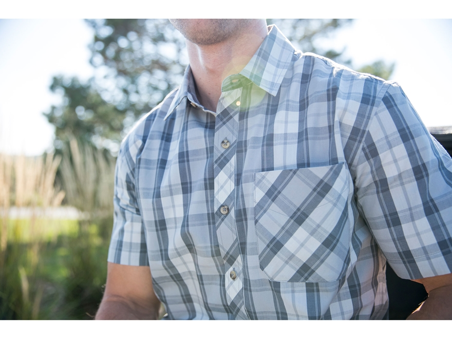 MidwayUSA Introduces MidwayUSA Men's Short Sleeve Button-Up Shirt