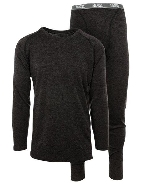 MidwayUSA Introduces MidwayUSA Merino Wool Base Layers