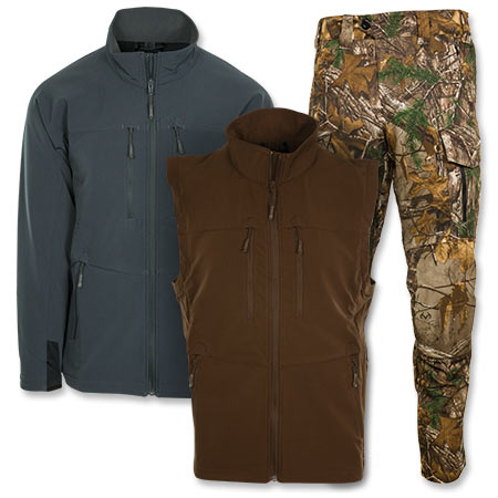 MidwayUSA Introduces MidwayUSA Guide Jacket, Vest, and Pants