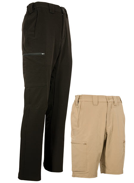 MidwayUSA Introduces MidwayUSA Men's Trail Pants and Trail Shorts