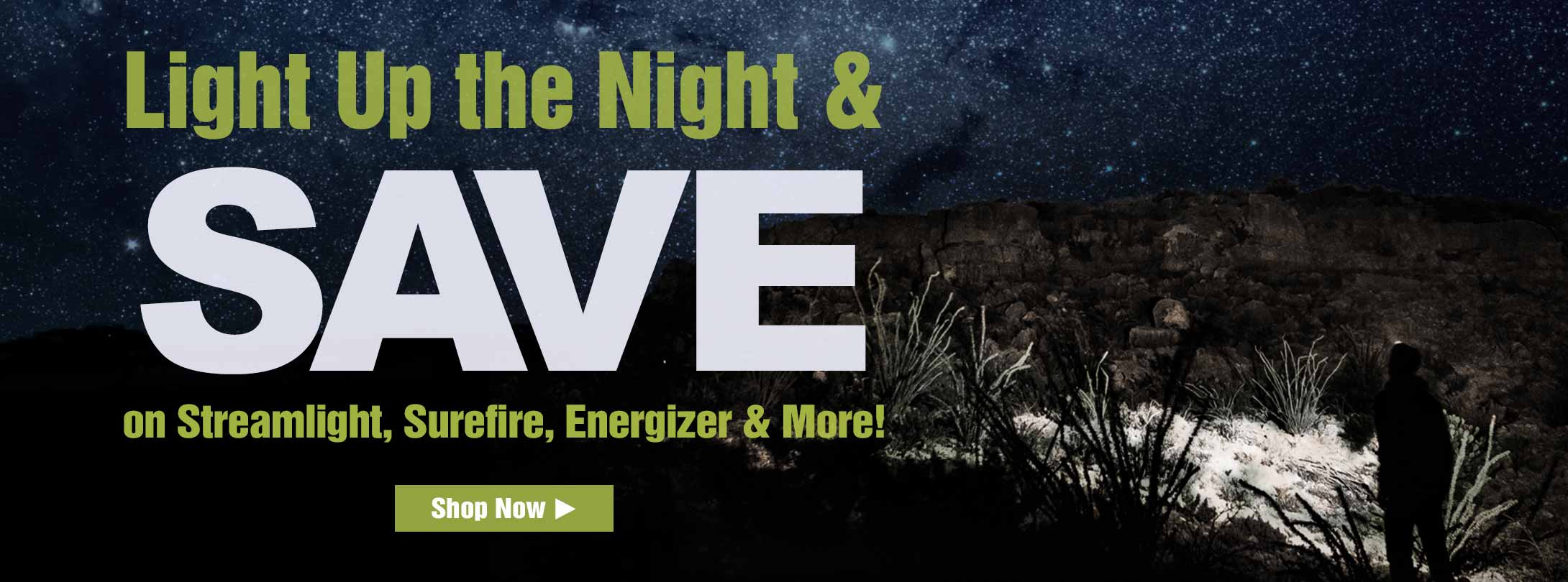 Light Up the Night & Save