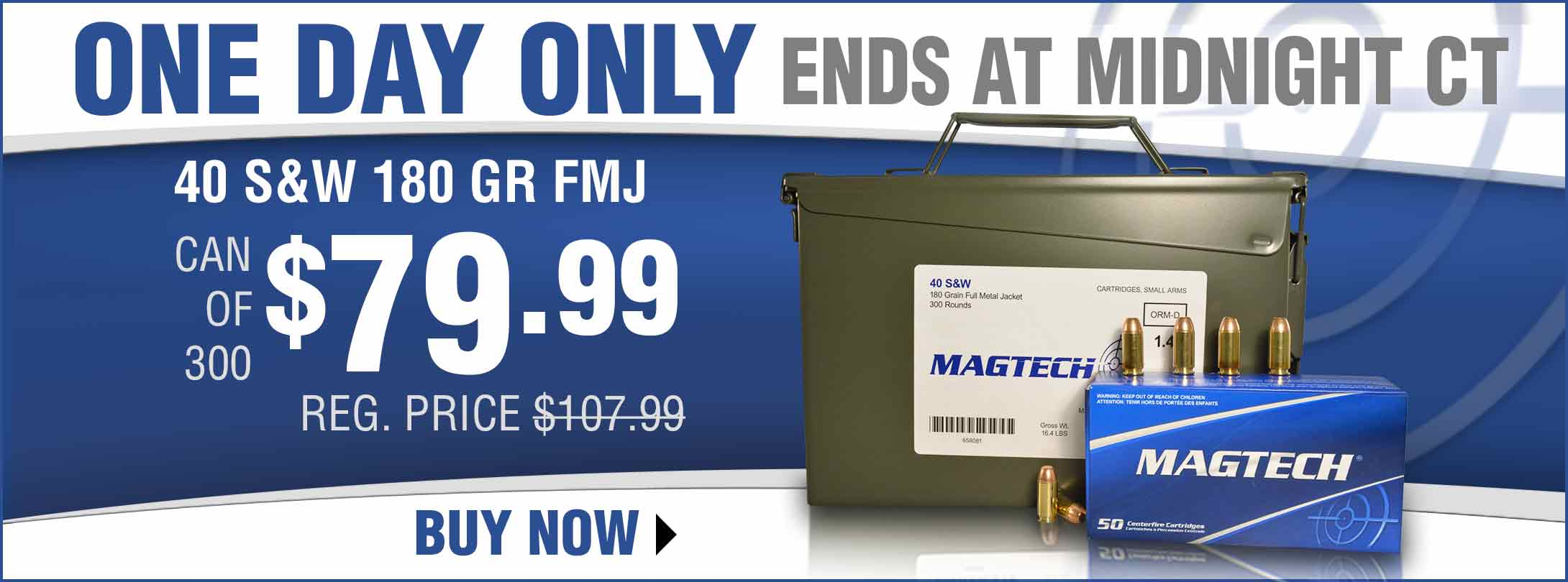 Save on Magtech 40 S&W!
