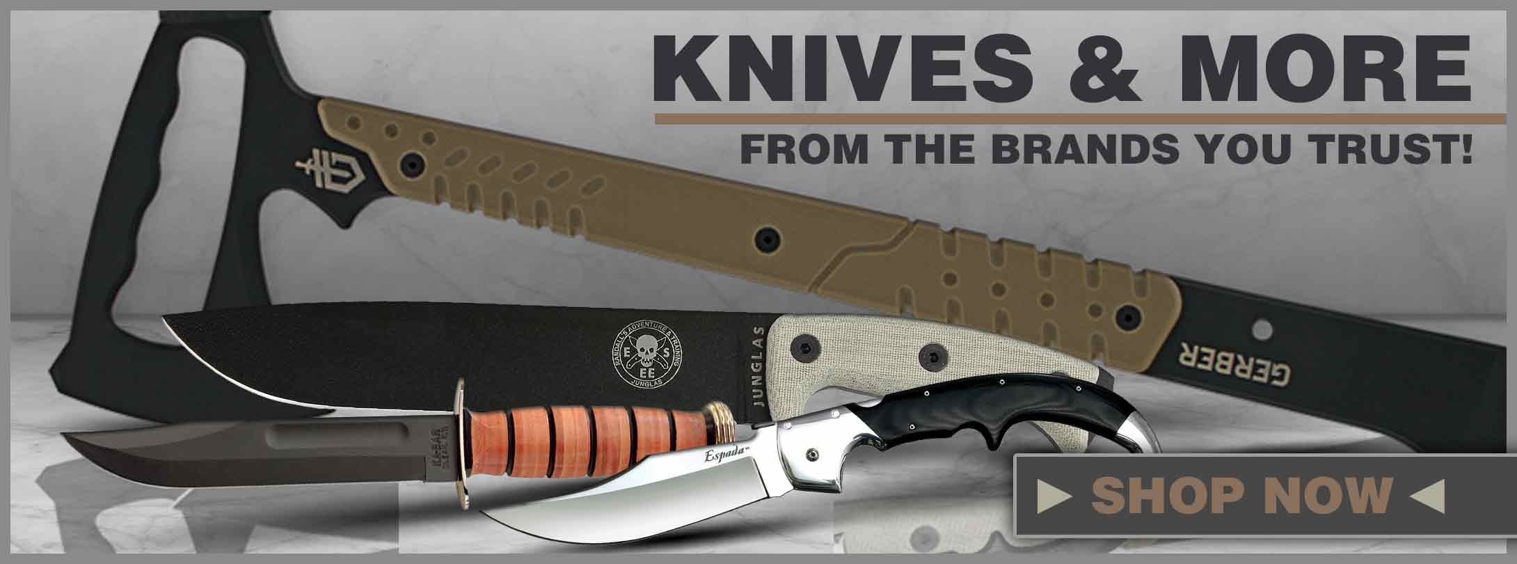 Knives & More!
