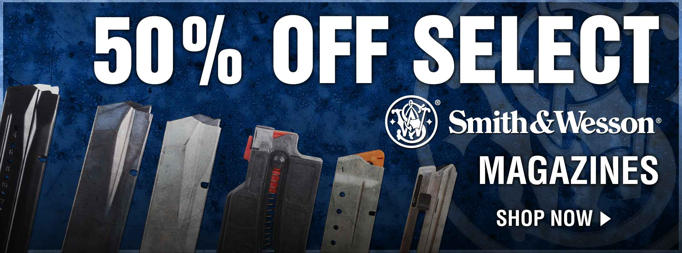 Save on Select Smith & Wesson Mags