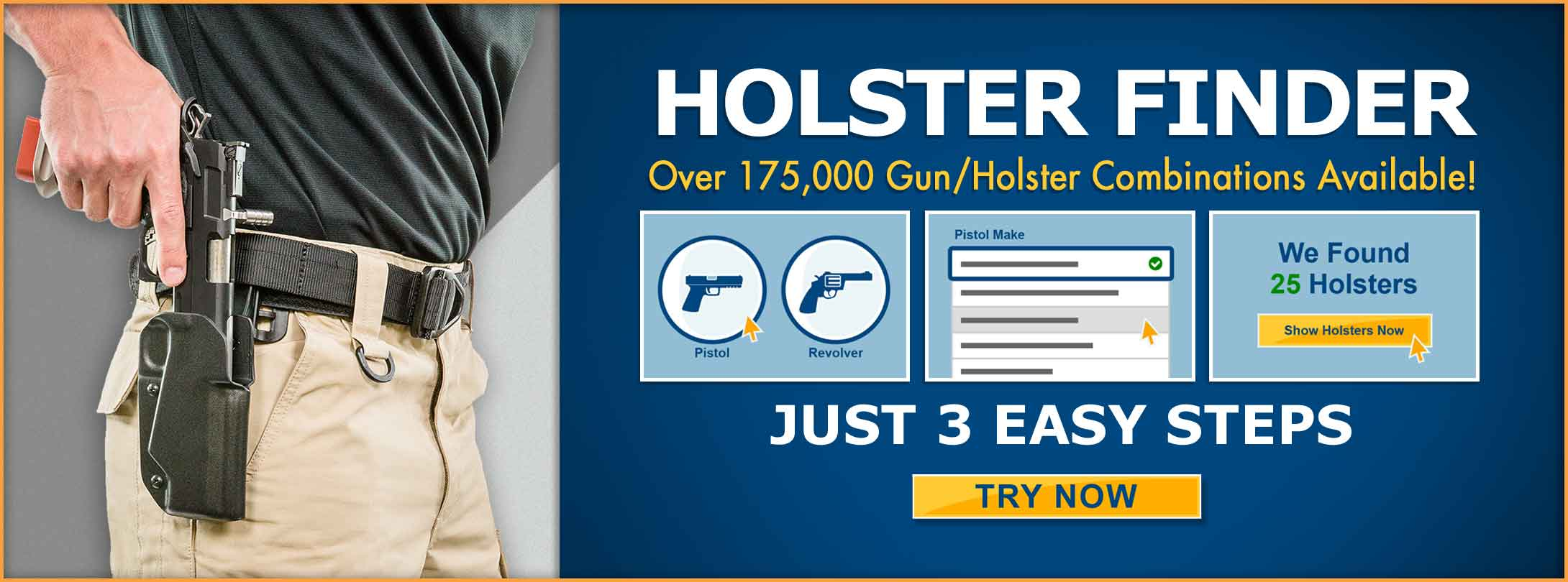 Time for a New Holster!