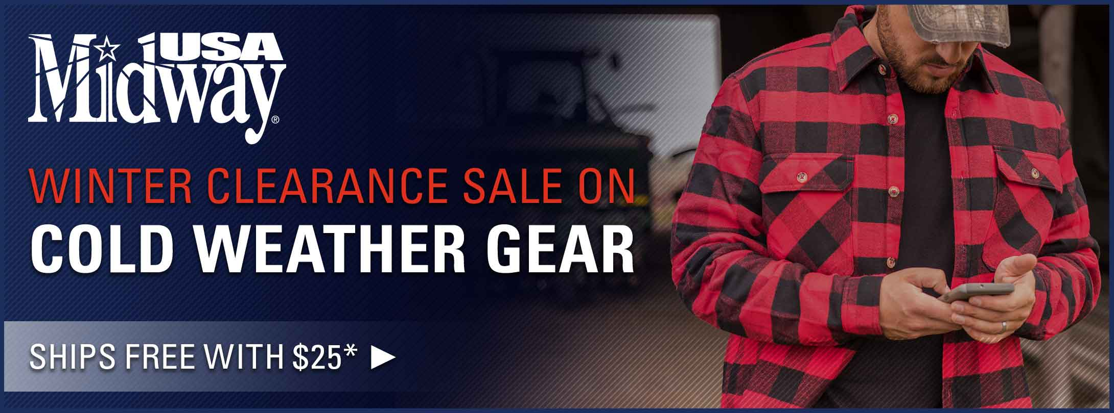 Winter Clothing from MidwayUSA