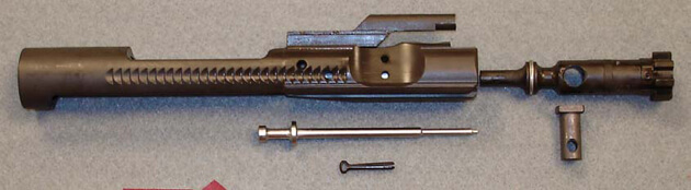 AR-15 Bolt Assembly