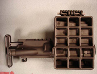 AR-15 Action Block